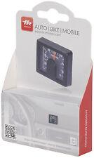 HR 10010401 KFZ Auto Innen Thermometer - selbstklebend 14 x 49 x 40 mm - schwarz