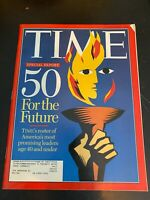 Time Magazine December 5 1994 50 For The Future America's Most Promising Leaders