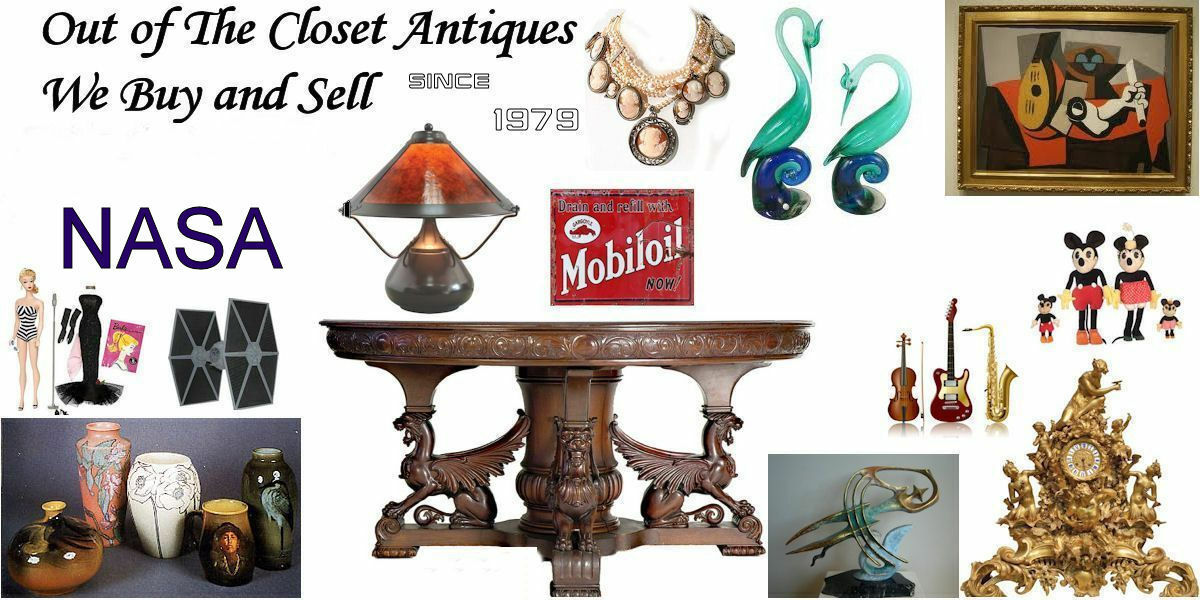 Out of the Closet Antiques