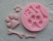 Unbranded Silicone Cake Toppers