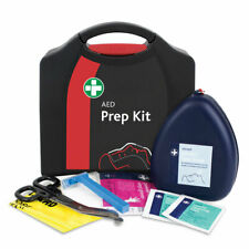 AED PREP Kit First Aid School Town event cover city protection facemask scissor