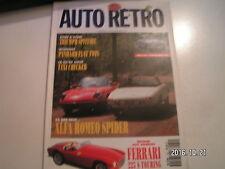 **e Auto Moto Rétro n°130 Delage D6 3 litres / Simca Aronde P60 / Rolls Royce