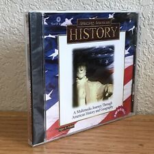 Amazing American History Multimedia Journey (CD-ROM) CDR-692 History & Geography