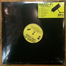 "Hard-Fi ‎""Hard To Beat"" [12 inch vinyl] single remixes double SEALED 2006 2x12"""