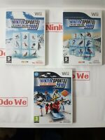 Winter Sports Game series (Wii) *Multi Listing* EXPERTLY REFURBISHED - FAST POST
