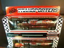 Dale Earnhardt GMGW Chevrolet Racing 1992 1:87 Racing Team Transporter Matchbox