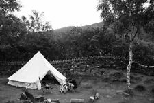 SIBLEY 500 Canvas Tent - Tente en coton - Tipi - Familietent # Glamping