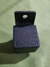 ALFA ROMEO SPIDER GOOD USED BOSCH MADE IN GERMANY RELAY 0332204150