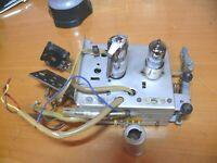 UKW-Modul Röhrenradio Saba Bodensee W3 mit EF 80 und EC92: Funktionstüchtig