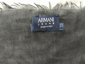 ARMANI Schal, 200x90 cm
