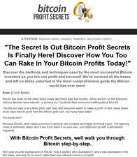Bit coin Business For Sale w/ Sales Websites + Audio Video Upsell + Affiliate