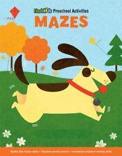 Mazes  Flash Kids Preschool Activity Books