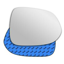Right wing adhesive mirror glass for Honda Fit 2001-2008 268RS