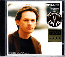 Francois Chaplin-Scriabine: MAZURKAS CD 1997