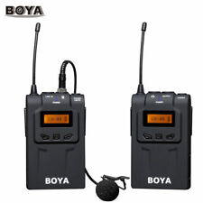 BOYA BY-WM6 DSLR Wireless Microphone