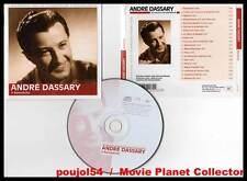 "ANDRE DASSARY ""Ramuntcho"" (CD) 20 Succèes 2001"