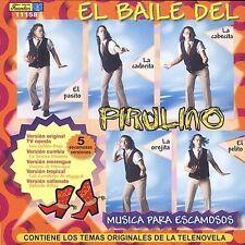 El Baile Del Pirulin : Baile Del Pirulino: Musica Para Escamoso CD