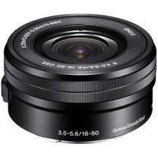 Objectifs standard Sony SEL pour appareil photo et caméscope