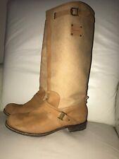 Caterpillar Women's Brown Tall Boots Size 10