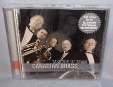 CD THE CANADIAN BRASS Take The A Train NEW MINT SEALED