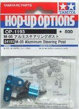 Tamiya 54193 RC M-05 Aluminum Steering Post Set M05/M05 V.II/M06 Hop Up Parts