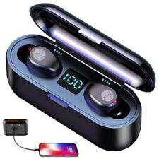 Ecouteur sans fil F9 Bluetooth 5.0 TWS Wireless Headphones Mini Earbuds Headse