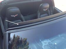 C6 Corvette 2005-2013 Convertible Wind Deflector