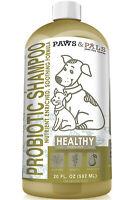 Probiotic Dog Shampoo for Pet Cat Dry Itchy Sensitive Skin Aloe Vera Clean Wash