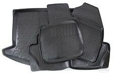 3D TPE Gummimatten + Kofferraumwanne SET für Ford Fiesta 2008-2015