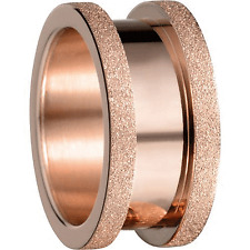 Bering Women's Outer-Ring in Sparkling Rose Gold Collection, 527-39-84 (US 8)