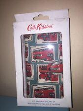"Cath Kidston Samsung galaxy S4 ""London Buses"" Theme, Brand New In Box RRP £24.99"