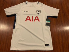 2017-18 Nike Youth Tottenham Hotspur Home Soccer Jersey XL Extra Large Spurs Boy