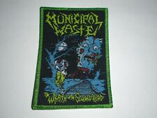 MUNICIPAL WASTE THE WRATH OF THE SEVERED HEAD