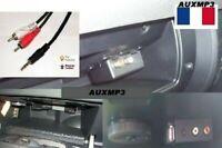 Cable adaptateur RCA ipod iphone mp3 musique Peugeot 407 408 208 308 307 207