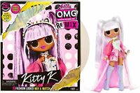 L.O.L. Surprise! O.M.G. Remix KITTY K Doll - LOL OMG New In Stock SHIPS SAME DAY
