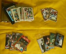 Sports Cards Baseball/Football Specialty Lot of 26 1989-93 All M-NM in Sleeves