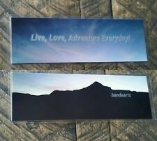 Mountain Sky Line Book Mark Night Sunset Skies Photo Marker Handmade Bookmark