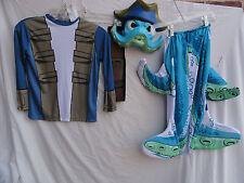 Skylanders Washbuckler Halloween Costume Boys Large 10-12