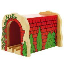 Ladrillo rojo túnel ~ ~ para el conjunto de pista de Tren de madera Brio Thomas () ~ Nuevo en Caja A5