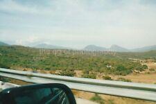 MEXICO Road To Taxco FOUND PHOTO Color FREE SHIPPING Original Snapshot  93 5 O