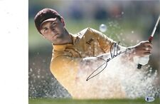 Jon Rahm signed 11x14 photo Beckett Authentication COA