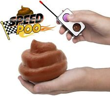 Yucky Stuff Speed Poo Remote Radio Control Poop Funny Novelty Fart Toy 0438