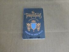 THE TEMPTATIONS ERROR OF OUR WAYS  ALBUM SNIPPETS FACTORY SEALED CASSETTE SINGLE