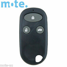Honda S2000/CRV/Accord/Legend 3 Button Key Remote Case/Shell/Blank