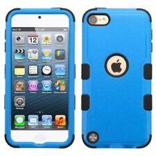 Fundas y carcasas color principal azul de plástico para teléfonos móviles y PDAs Apple