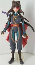 Jubei Chan The Ninja Girl HGIF Starchild Collection Trading Figure Scroll