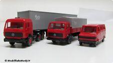 HERPA 6840 6412 00 100 Jahre Daimler Benz 1886-1986