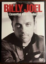 BILLY JOEL * THE ESSENTIAL VIDEO COLLECTION*  STANDARD DVD FORMAT EX