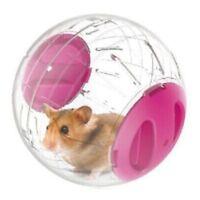 Neue Übung Hamster Ball Rennmaus Ratte Haustier Aktivität Spielzeug - 12cm Neu