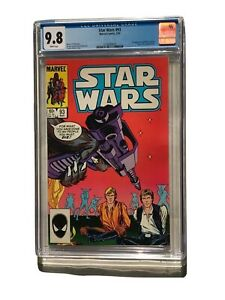 Star Wars 93 - 1st Appearance Of Minka and Durne 1985 - CGC 9.8